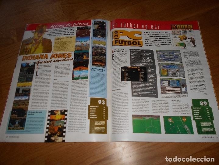 Juguetes antiguos: Revista Micro Mania Micromania Segunda epoca nº numero 79 DONKEY KONG LARRY SEGA - Foto 6 - 173467700