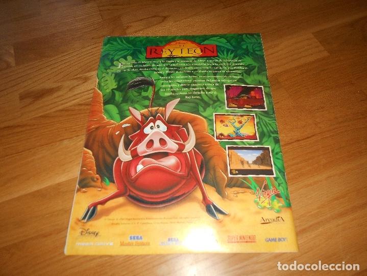 Juguetes antiguos: Revista Micro Mania Micromania Segunda epoca nº numero 79 DONKEY KONG LARRY SEGA - Foto 7 - 173467700