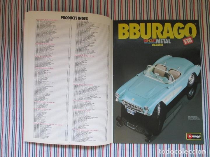 Juguetes antiguos: BURAGO, DIFICIL CATALOGO TIENDA AÑO 1989 - Foto 4 - 173489063