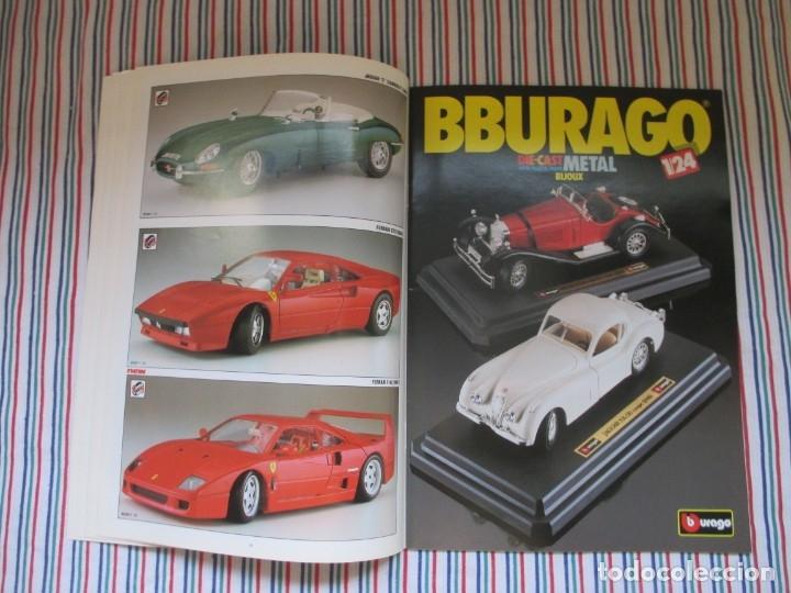 Juguetes antiguos: BURAGO, DIFICIL CATALOGO TIENDA AÑO 1989 - Foto 8 - 173489063