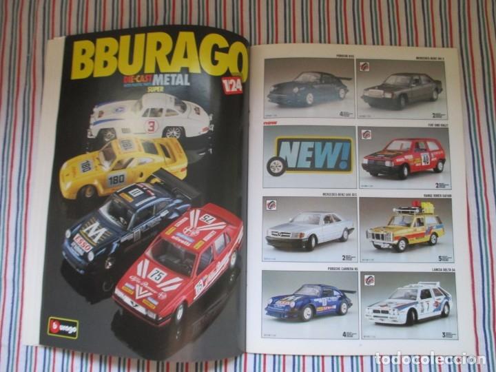 Juguetes antiguos: BURAGO, DIFICIL CATALOGO TIENDA AÑO 1989 - Foto 11 - 173489063