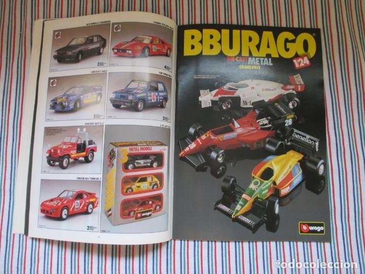 Juguetes antiguos: BURAGO, DIFICIL CATALOGO TIENDA AÑO 1989 - Foto 13 - 173489063