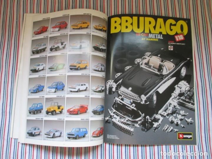 Juguetes antiguos: BURAGO, DIFICIL CATALOGO TIENDA AÑO 1989 - Foto 18 - 173489063