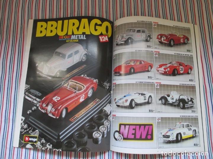 Juguetes antiguos: BURAGO, DIFICIL CATALOGO TIENDA AÑO 1989 - Foto 21 - 173489063