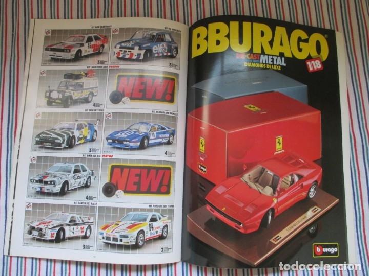 Juguetes antiguos: BURAGO, DIFICIL CATALOGO TIENDA AÑO 1989 - Foto 23 - 173489063