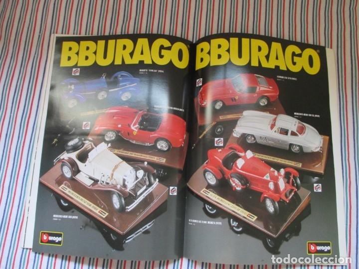 Juguetes antiguos: BURAGO, DIFICIL CATALOGO TIENDA AÑO 1989 - Foto 24 - 173489063