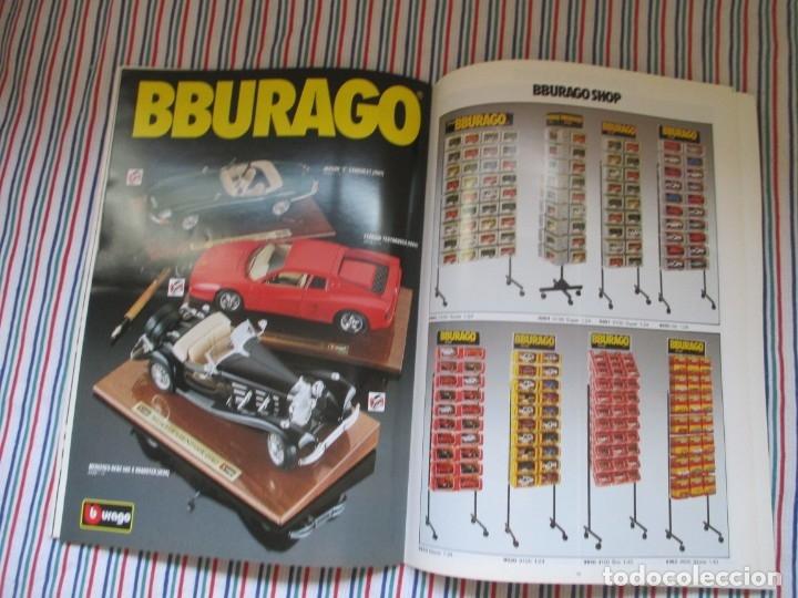 Juguetes antiguos: BURAGO, DIFICIL CATALOGO TIENDA AÑO 1989 - Foto 25 - 173489063