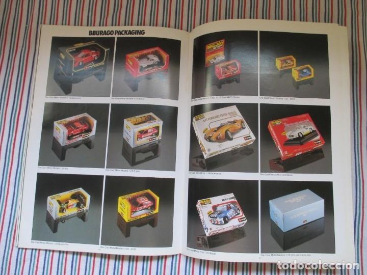 Juguetes antiguos: BURAGO, DIFICIL CATALOGO TIENDA AÑO 1989 - Foto 26 - 173489063