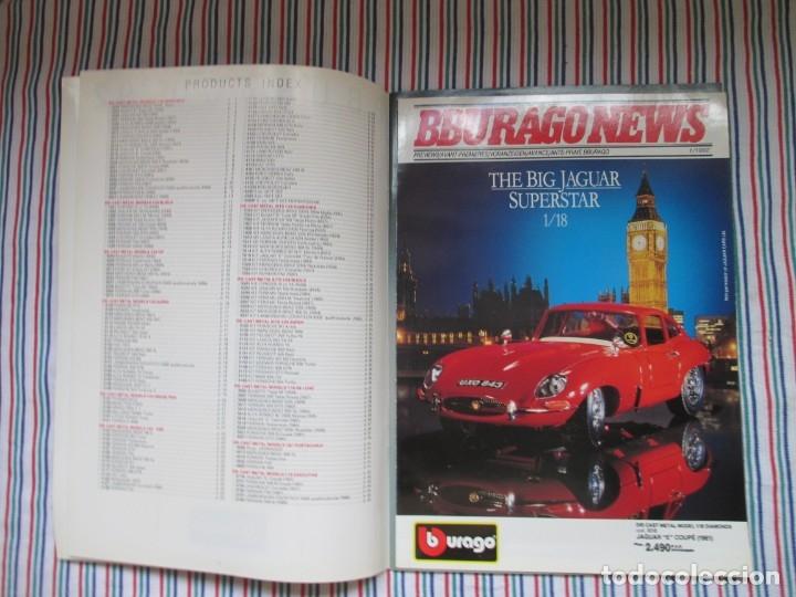 Juguetes antiguos: BURAGO, DIFICIL CATALOGO TIENDA AÑO 1992 - Foto 4 - 173490522