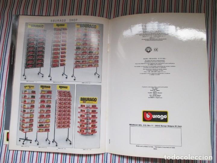 Juguetes antiguos: BURAGO, DIFICIL CATALOGO TIENDA AÑO 1992 - Foto 31 - 173490522