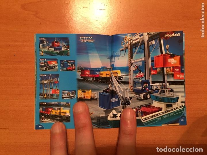 Juguetes antiguos: Playmobil catálogo grapa. 2012. Geobra - Foto 3 - 173662649