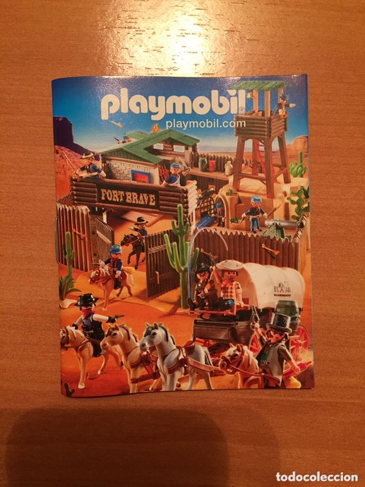 PLAYMOBIL CATÁLOGO GRAPA. 2012. GEOBRA (Juguetes - Catálogos y Revistas de Juguetes)