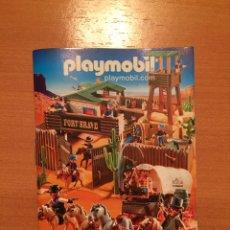 Juguetes antiguos: PLAYMOBIL CATÁLOGO GRAPA. 2012. GEOBRA. Lote 173662649