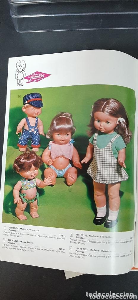 Juguetes antiguos: Catalogo navidad y juguetes GALERIAS PRECIADOS 1068/69 - Foto 7 - 173815673