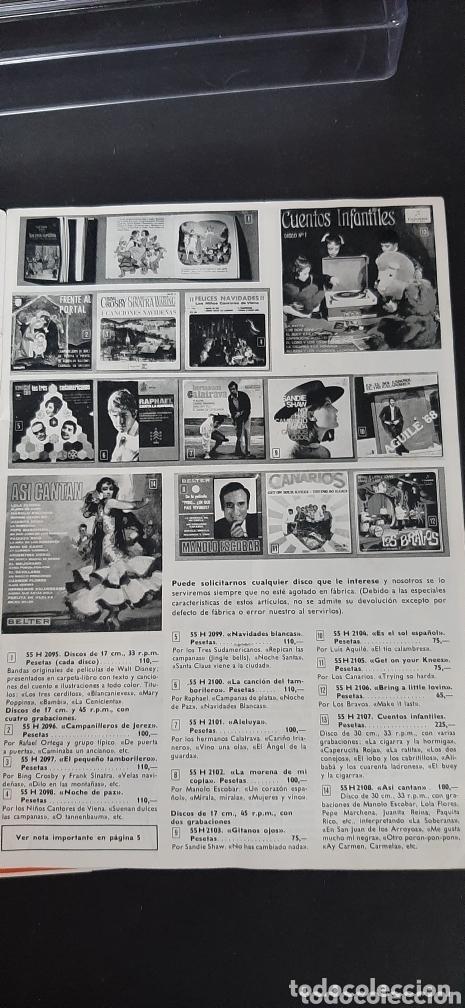 Juguetes antiguos: Catalogo navidad y juguetes GALERIAS PRECIADOS 1068/69 - Foto 8 - 173815673