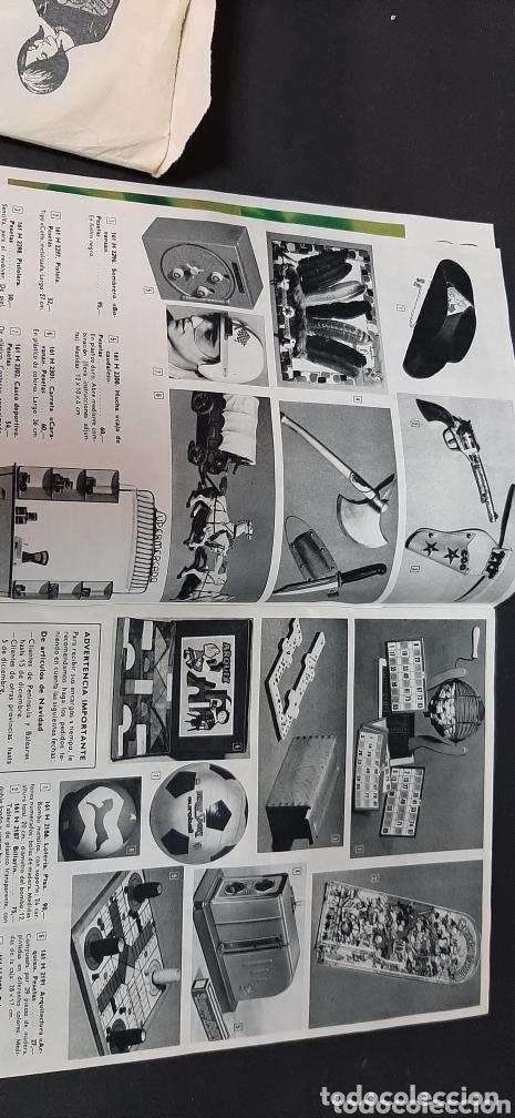 Juguetes antiguos: Catalogo navidad y juguetes GALERIAS PRECIADOS 1068/69 - Foto 9 - 173815673
