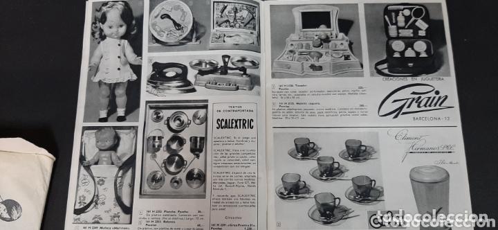 Juguetes antiguos: Catalogo navidad y juguetes GALERIAS PRECIADOS 1068/69 - Foto 10 - 173815673