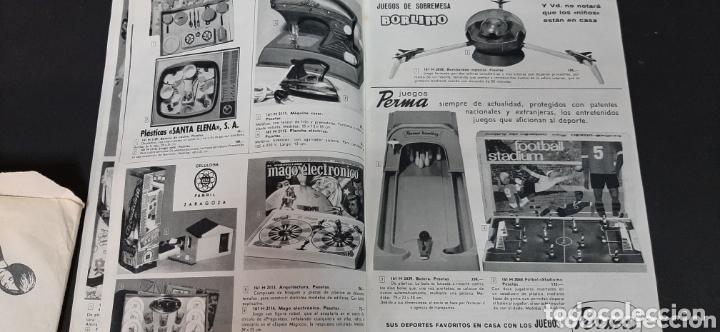 Juguetes antiguos: Catalogo navidad y juguetes GALERIAS PRECIADOS 1068/69 - Foto 12 - 173815673