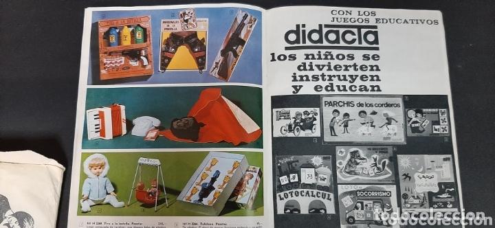 Juguetes antiguos: Catalogo navidad y juguetes GALERIAS PRECIADOS 1068/69 - Foto 16 - 173815673