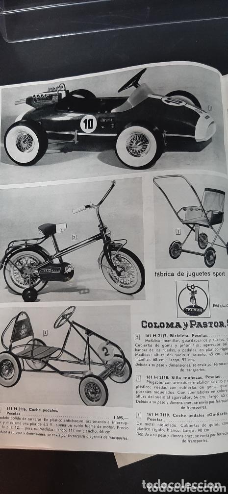 Juguetes antiguos: Catalogo navidad y juguetes GALERIAS PRECIADOS 1068/69 - Foto 17 - 173815673