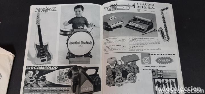 Juguetes antiguos: Catalogo navidad y juguetes GALERIAS PRECIADOS 1068/69 - Foto 21 - 173815673