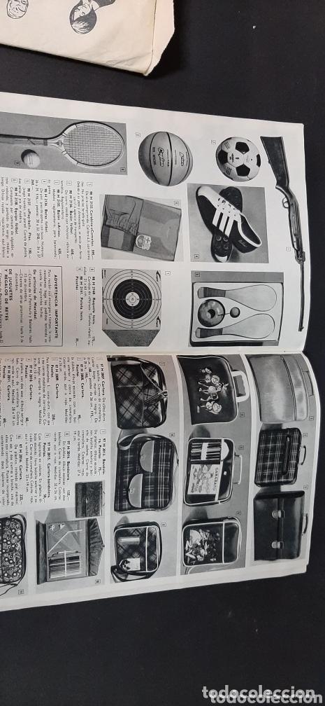 Juguetes antiguos: Catalogo navidad y juguetes GALERIAS PRECIADOS 1068/69 - Foto 23 - 173815673