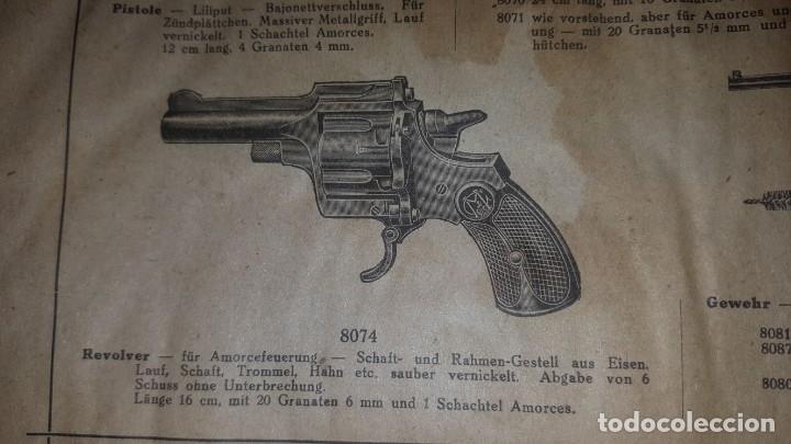 Juguetes antiguos: Catálogo Märklin 1924 (Primera edición alemana dirigida al público) - Foto 32 - 173995843