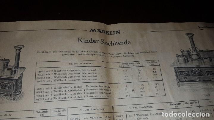 Juguetes antiguos: Catálogo Märklin 1924 (Primera edición alemana dirigida al público) - Foto 3 - 173995843