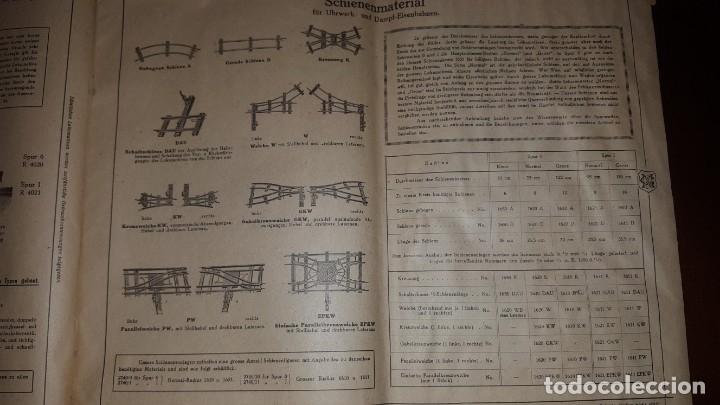Juguetes antiguos: Catálogo Märklin 1924 (Primera edición alemana dirigida al público) - Foto 7 - 173995843