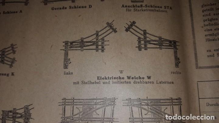 Juguetes antiguos: Catálogo Märklin 1924 (Primera edición alemana dirigida al público) - Foto 19 - 173995843