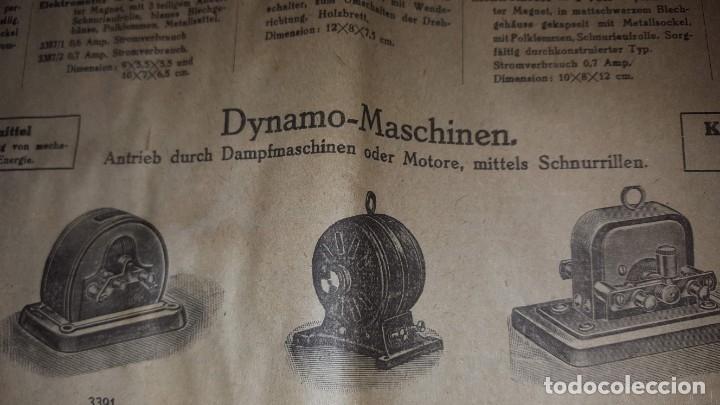 Juguetes antiguos: Catálogo Märklin 1924 (Primera edición alemana dirigida al público) - Foto 24 - 173995843