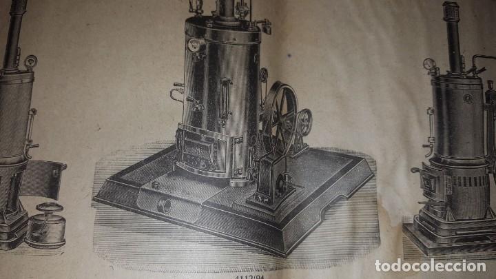 Juguetes antiguos: Catálogo Märklin 1924 (Primera edición alemana dirigida al público) - Foto 27 - 173995843