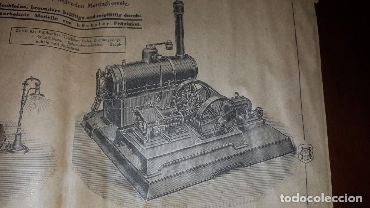 Juguetes antiguos: Catálogo Märklin 1924 (Primera edición alemana dirigida al público) - Foto 28 - 173995843
