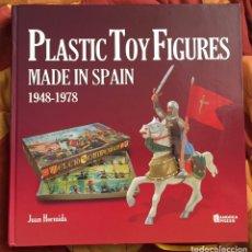 Juguetes antiguos: PLASTIC TOY FIGURES MADE IN SPAIN JUAN HERMIDA. Lote 176192440