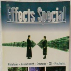 Juguetes antiguos: SCI-FI & FANTASY MODELS EFFECTS SPECIAL IDIOMA INGLES. Lote 176195213