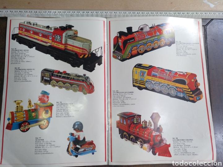 Juguetes antiguos: Catálogo EGE 1984 Y LISTA DE PRECIOS 7 paginas - Foto 2 - 82642928