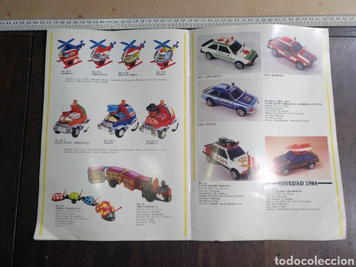 Juguetes antiguos: Catálogo EGE 1984 Y LISTA DE PRECIOS 7 paginas - Foto 4 - 82642928