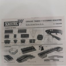 Juguetes antiguos: EXIN- LINES BROS S.A. SCALEXTRIC .. Lote 176392645