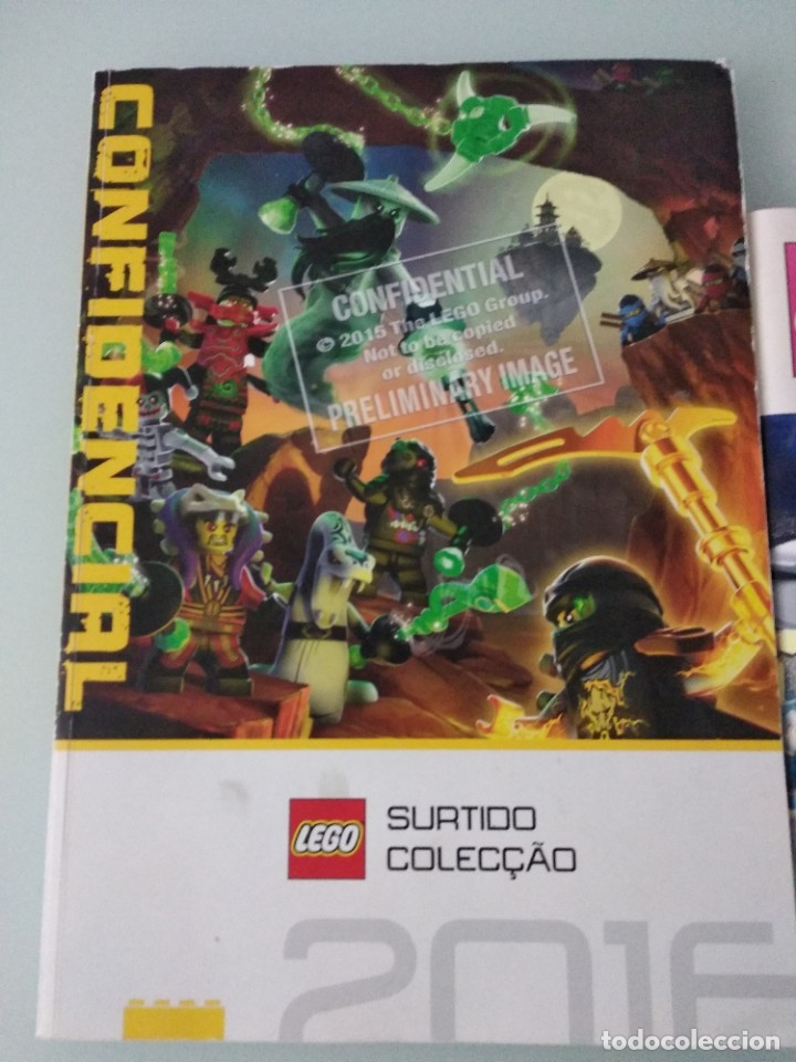 Juguetes antiguos: LEGO: set 7223 y catálogo comercial 2016 + extra segundo semestre 2016 - Foto 2 - 178608937