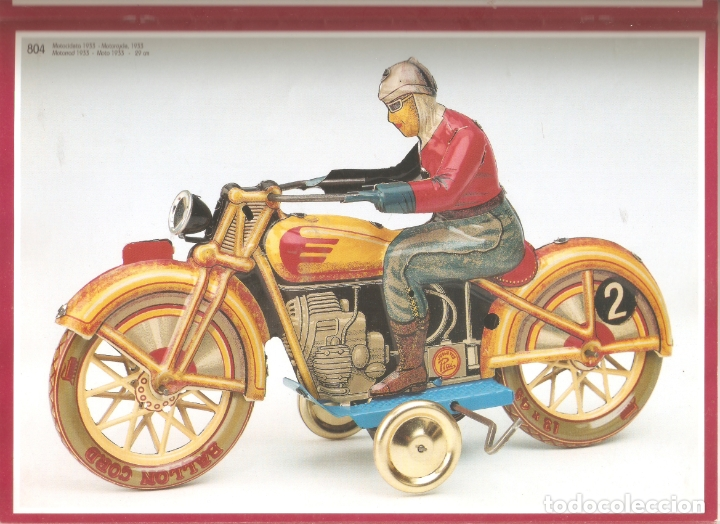 Juguetes antiguos: Paya, linea HIstorica.series limitadas. 21 x 29 cms. 36 paginas. . .Vell i Bell - Foto 2 - 178970842