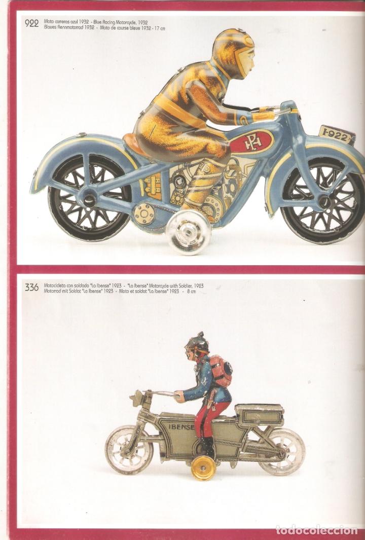 Juguetes antiguos: Paya, linea HIstorica.series limitadas. 21 x 29 cms. 36 paginas. . .Vell i Bell - Foto 4 - 178970842