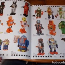 Juguetes antiguos: PROTOCOL TIN TOYS. 2010 - 2011 .ROBOTS, JUGUETES HOJALATA, TRENES, ANIMALES, DEPORTES, MOTOS.... Lote 181531188