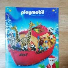 Juguetes antiguos: PLAYMOBIL CATÁLAGO AÑO 2004 NAVIDAD . Lote 186293235