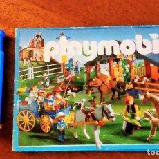 Juguetes antiguos: PLAYMOBIL 2.001 DESPLEGABLE. Lote 190513387