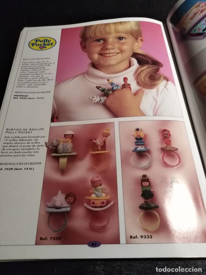 Juguetes antiguos: Catalogo Mattel 1993 (Barbie, Dysney, Polly Pocket,...) - Foto 13 - 194158331