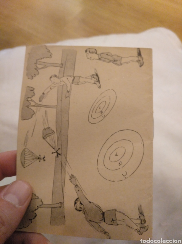 Juguetes antiguos: Juegos de Paracaidismo. Juguete de moda El Paracaidista. Creaciones Lafredo. - Foto 8 - 194239483