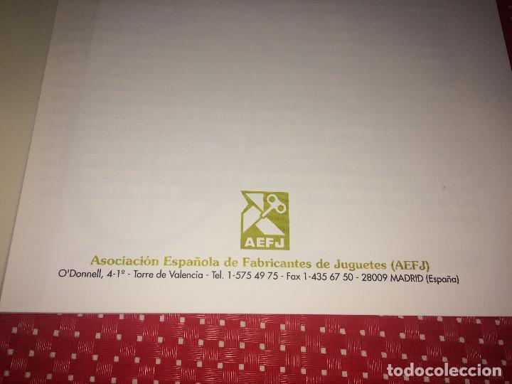 Juguetes antiguos: CATÁLOGO JUGUETES DE ESPAÑA - AÑO 1991 - A ESTRENAR - 100 PÁGINAS - Foto 3 - 194338568