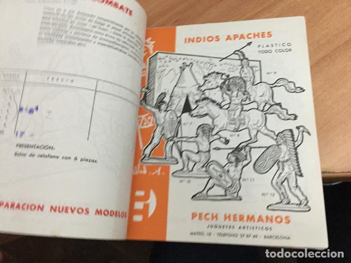 Juguetes antiguos: PECH HERMANOS JUGUETES ARTISTICOS PLASTICO COLOR CATALOGO CON 15 HOJAS POR TEMAS (COIB59) - Foto 2 - 194349093