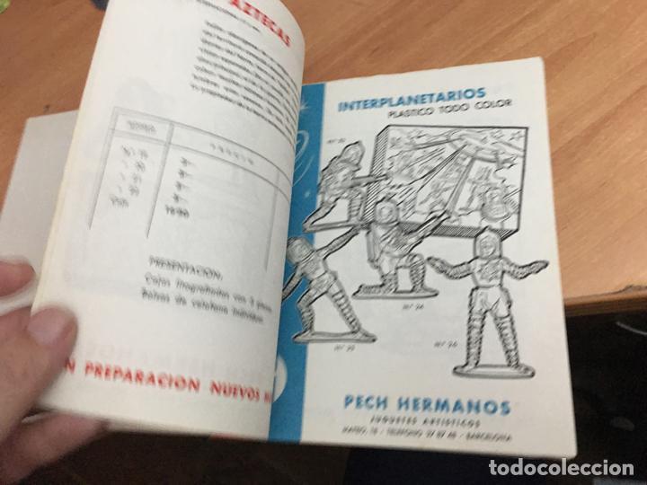 Juguetes antiguos: PECH HERMANOS JUGUETES ARTISTICOS PLASTICO COLOR CATALOGO CON 15 HOJAS POR TEMAS (COIB59) - Foto 4 - 194349093