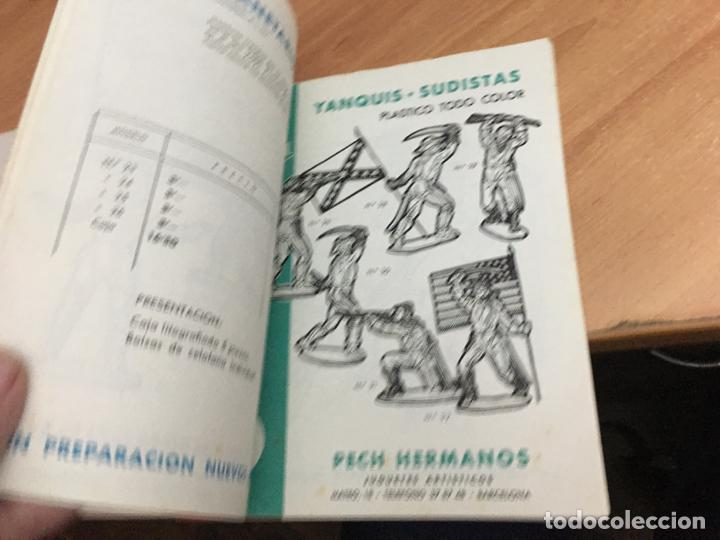 Juguetes antiguos: PECH HERMANOS JUGUETES ARTISTICOS PLASTICO COLOR CATALOGO CON 15 HOJAS POR TEMAS (COIB59) - Foto 7 - 194349093